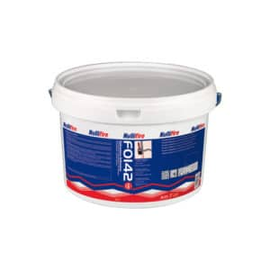 Colle FO142 pour joint coupe feu