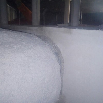 Gaine de ventilation et de desenfumage - CTP