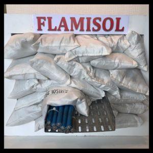 sac coupe feu flamisol