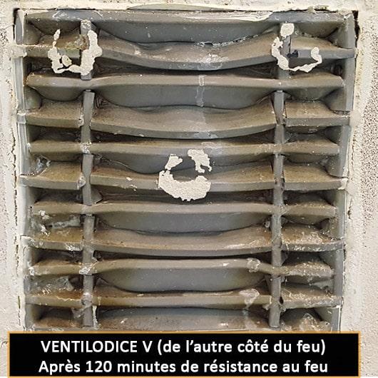 grilles ventilation coupe feu ei 60 120